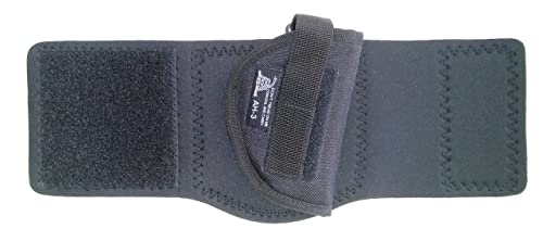 DTOM AH3 Neoprene and Nylon Ankle Holster