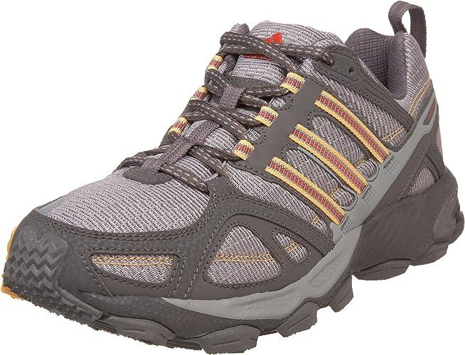 Vacío idioma Contento  Amazon.com | adidas Women's Response Trail, Aluminium/Chalk Orange/Iron |  Trail Running