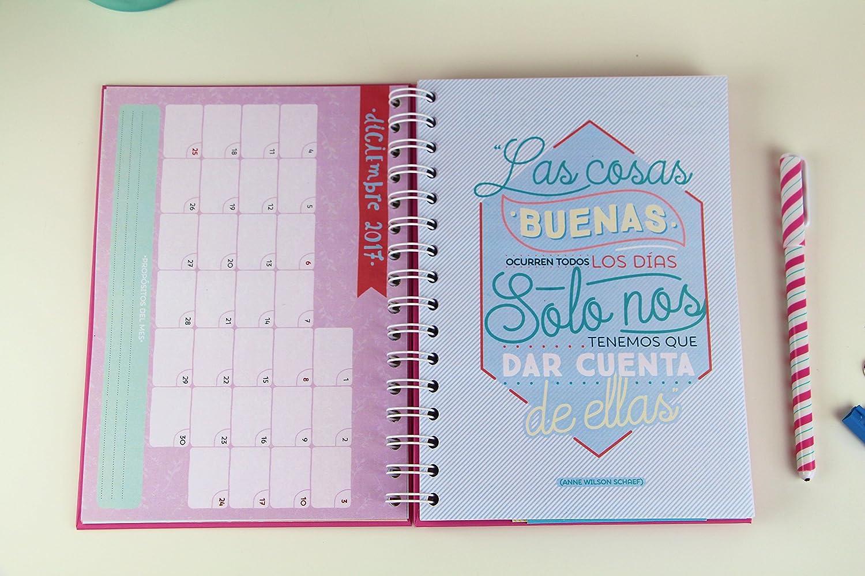 Tupecitos Family - Agenda 2016 / 2017 Semana vista