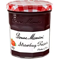 Bonne Maman巧婆婆草莓果酱370g(法国进口)