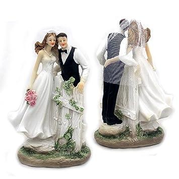 Geschenkbox Engel Brautpaar Hochzeit Just Married Inkl SchlÜsselanhÄnger