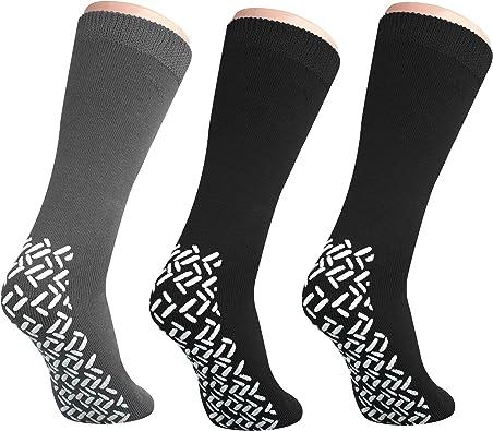 1 Pair Large Size Tube Socks for Foot Discomfort Diabetic Feet Edema Swelling UK