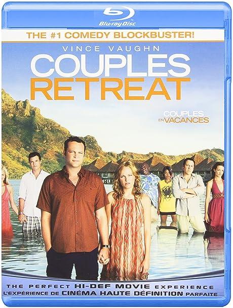 Amazon Couples Retreat Blu Ray Vince Vaughn Jason Bateman Jon Favreau Amy Hill Faizon Love Temuera Morrison Jean Reno Charlotte Cornwell