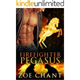 Firefighter Pegasus (Fire & Rescue Shifters Book 2)
