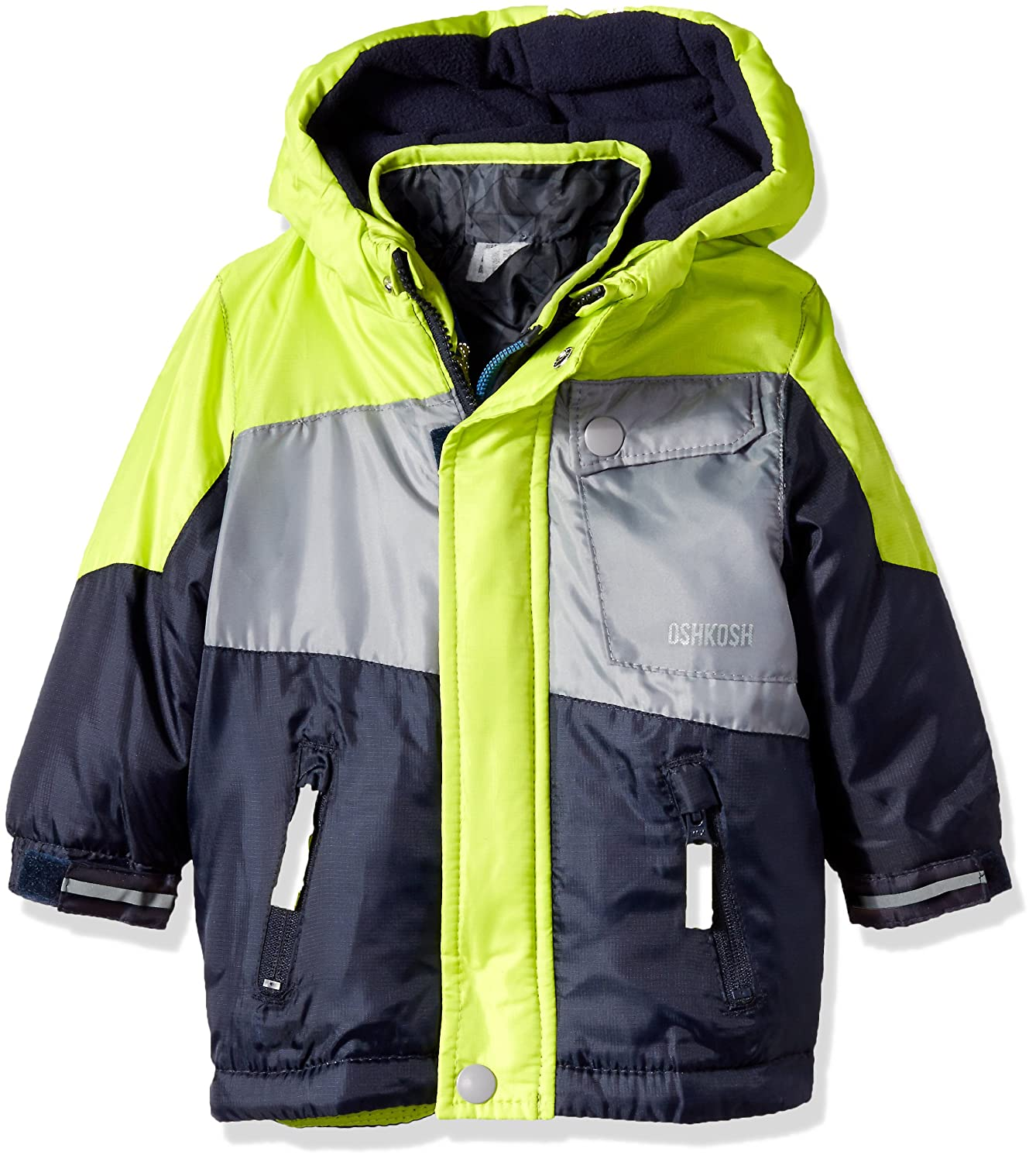 Osh Kosh Baby Boys' Infant 4 in 1 Systems Heavyweight Jacket B2166X20