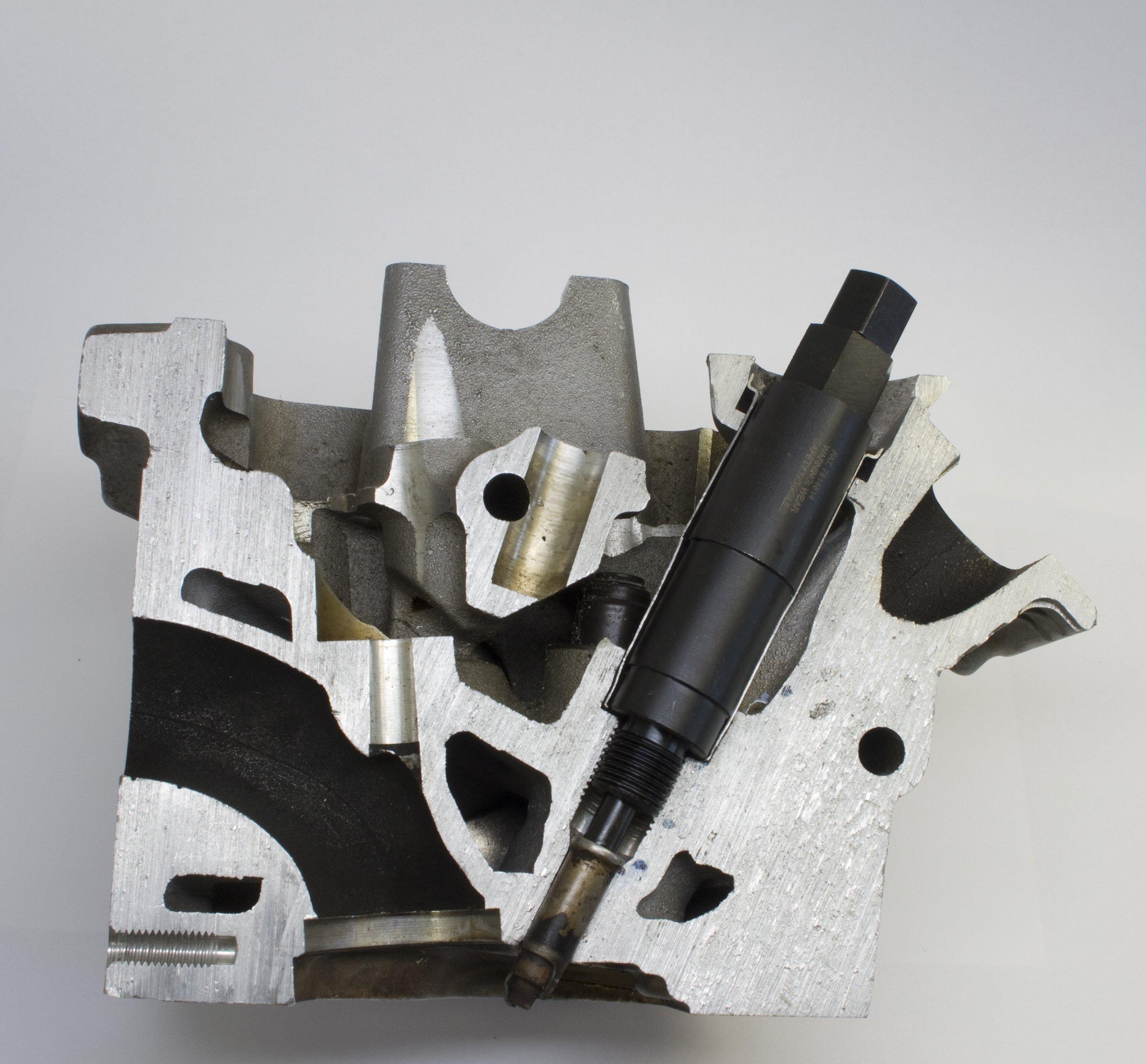 Lisle 65700 Broken Plug Remover Kit for Ford 3V Engine by Lisle (Image #4)