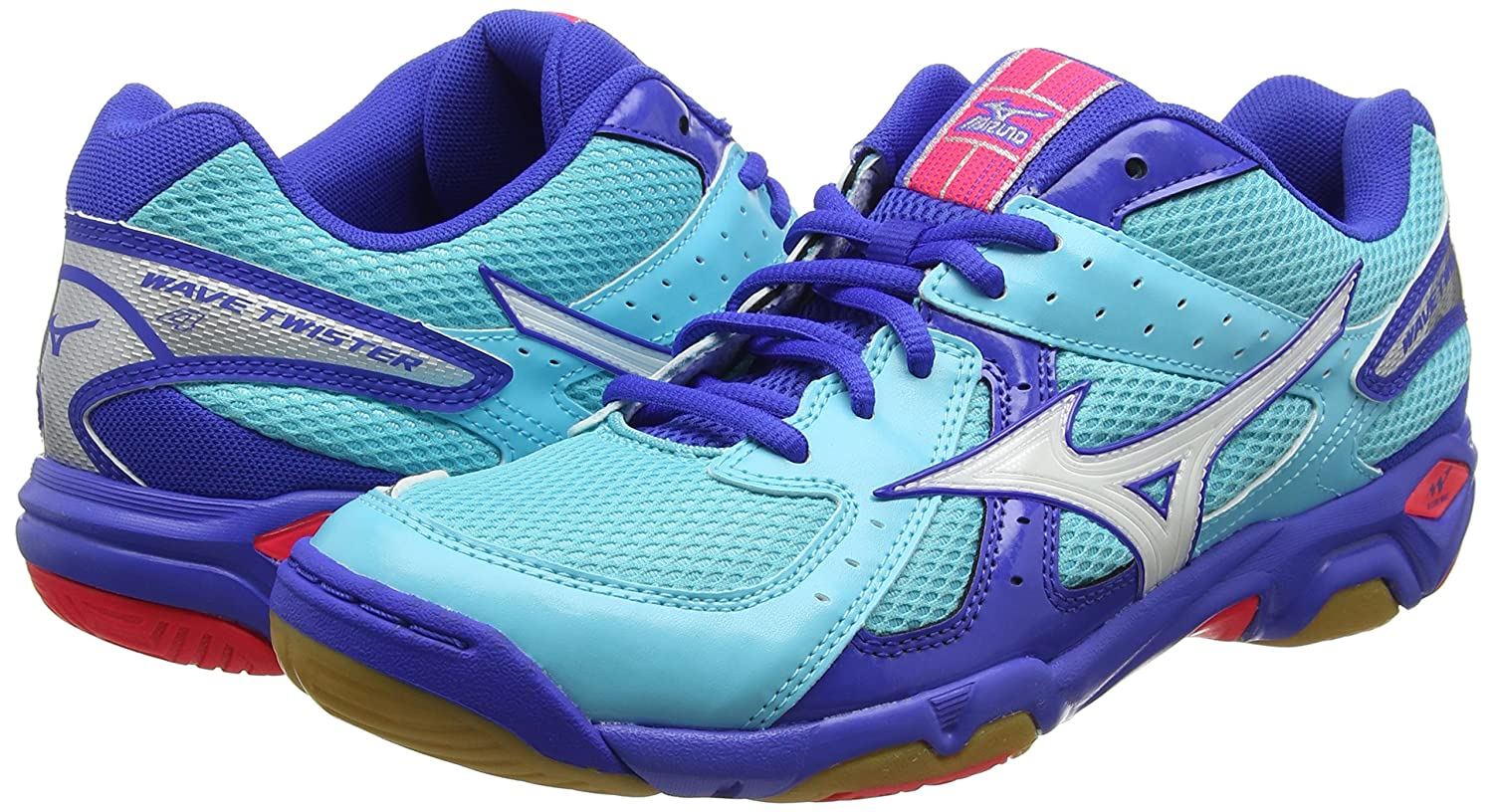 What is your review of Mizuno Wave Twister 4 Badminton shoes