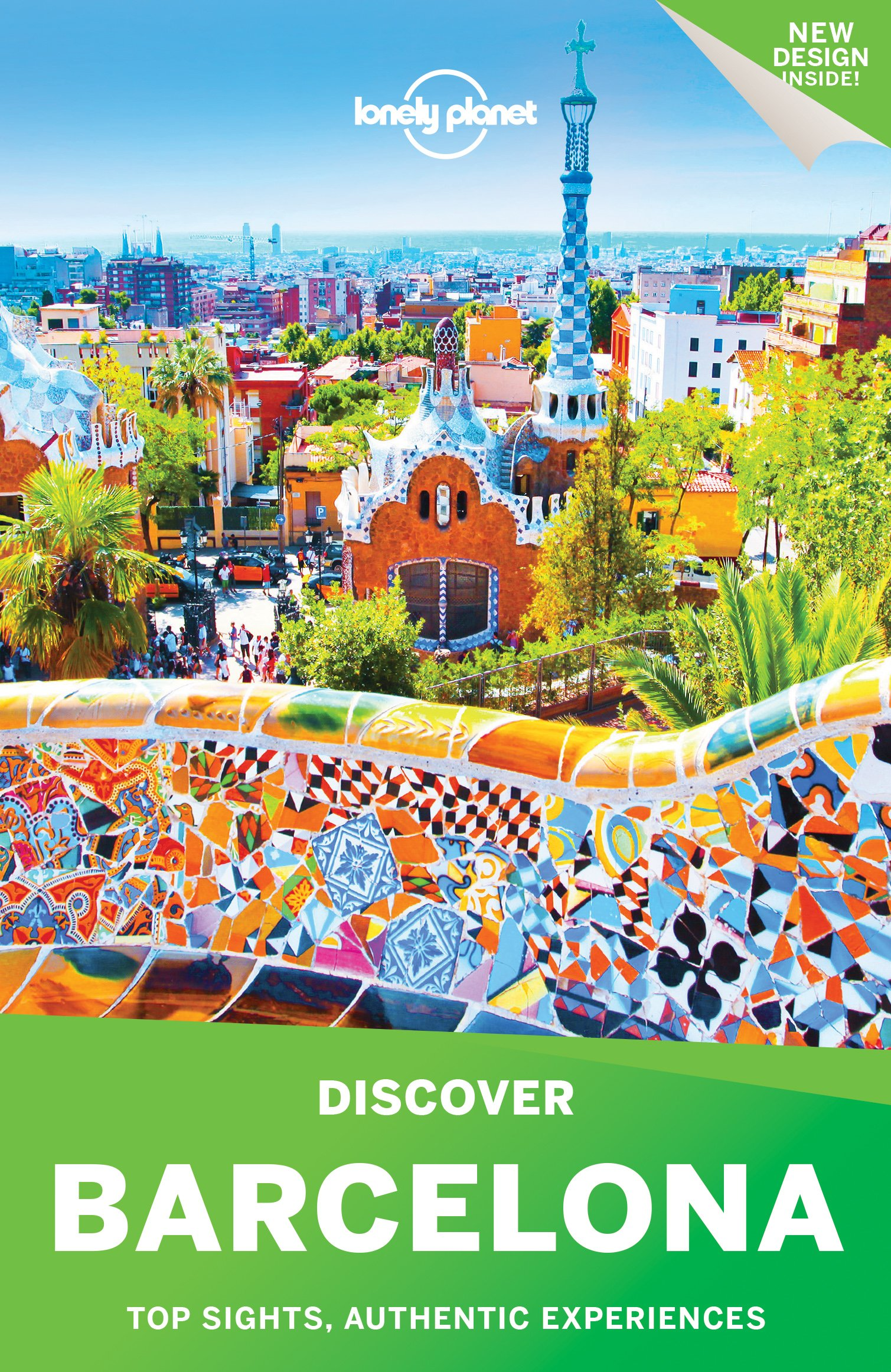 Lonely Planet Discover Barcelona Travel