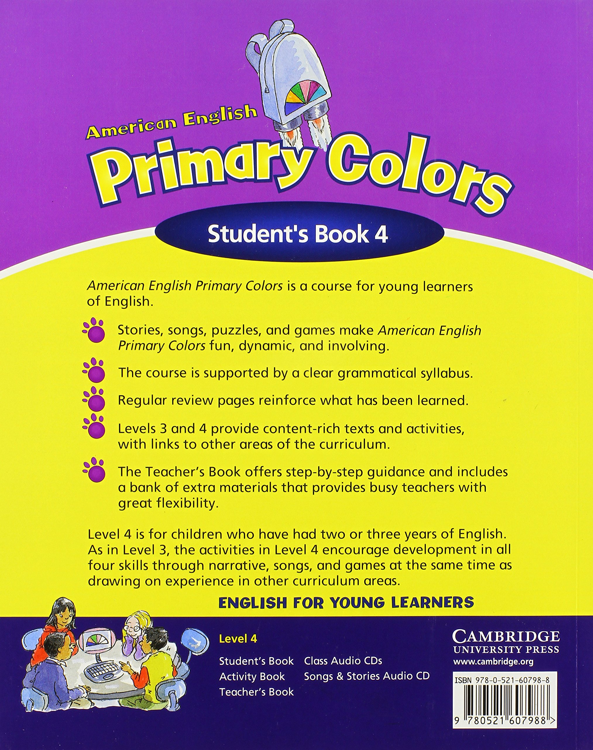 American English Primary Colors 4 Students Book Primary Colours