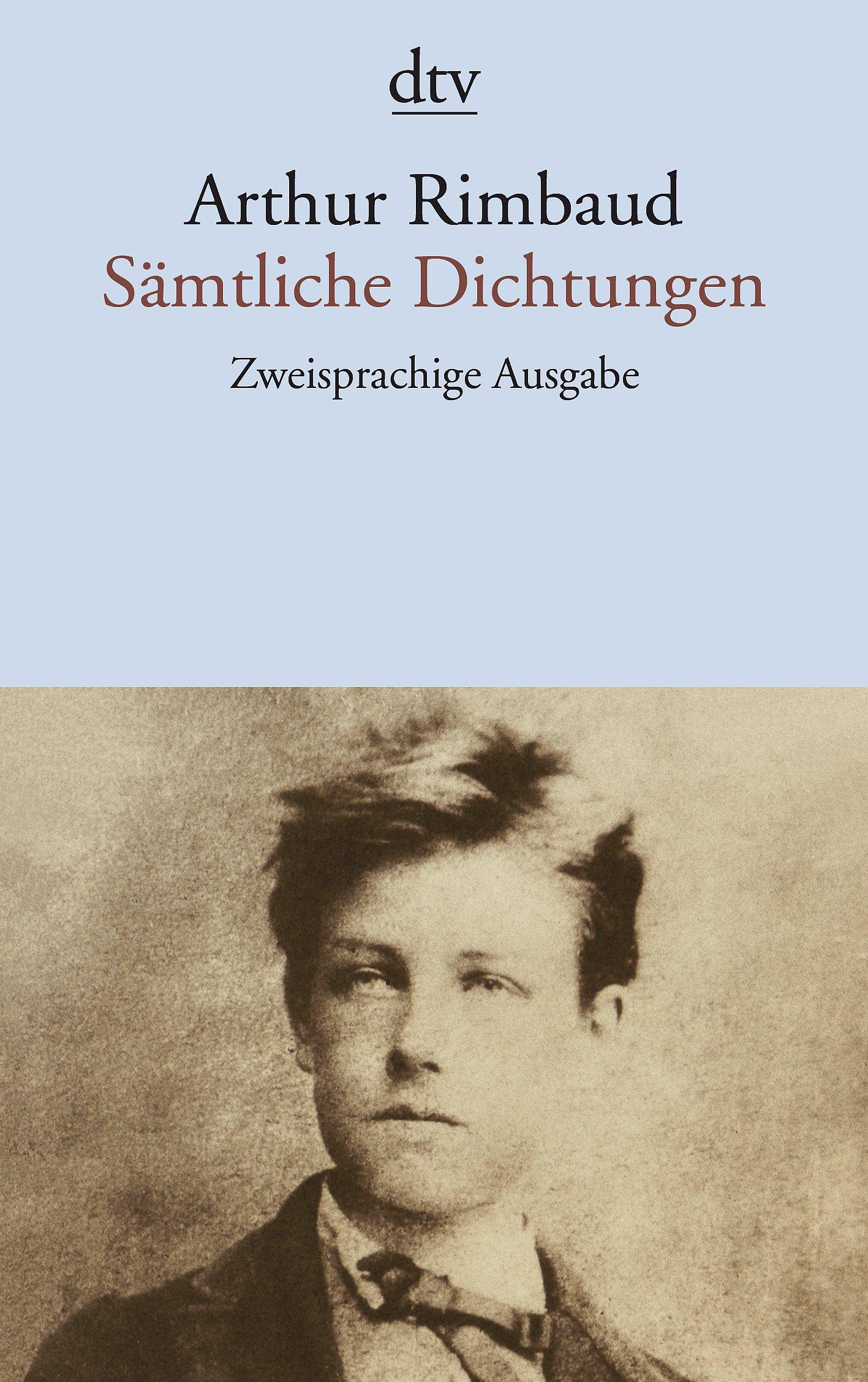 Sämtliche Dichtungen: Zweisprachige Ausgabe Taschenbuch – 1. Februar 2002 Thomas Eichhorn Arthur Rimbaud dtv Verlagsgesellschaft 342312945X