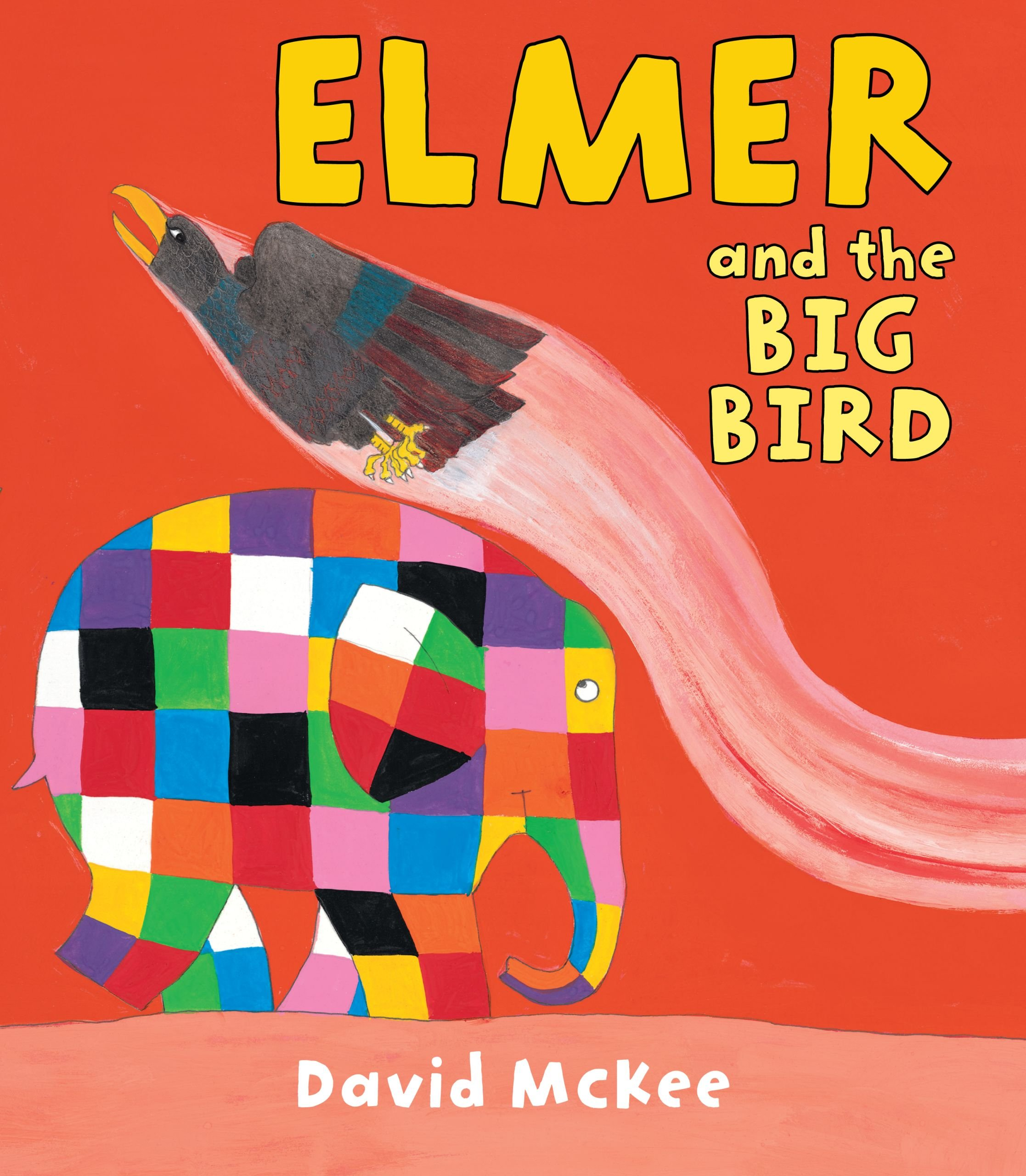 Read Online Elmer and the Big Bird (Elmer Books) ePub fb2 book