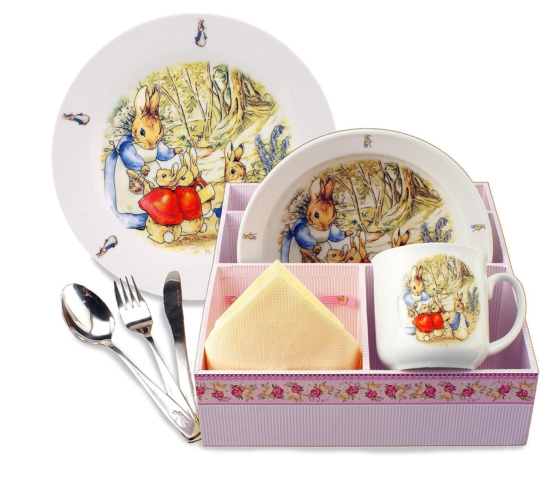 Reutter Porcelain Beatrix Potter Spoon    new in gift box