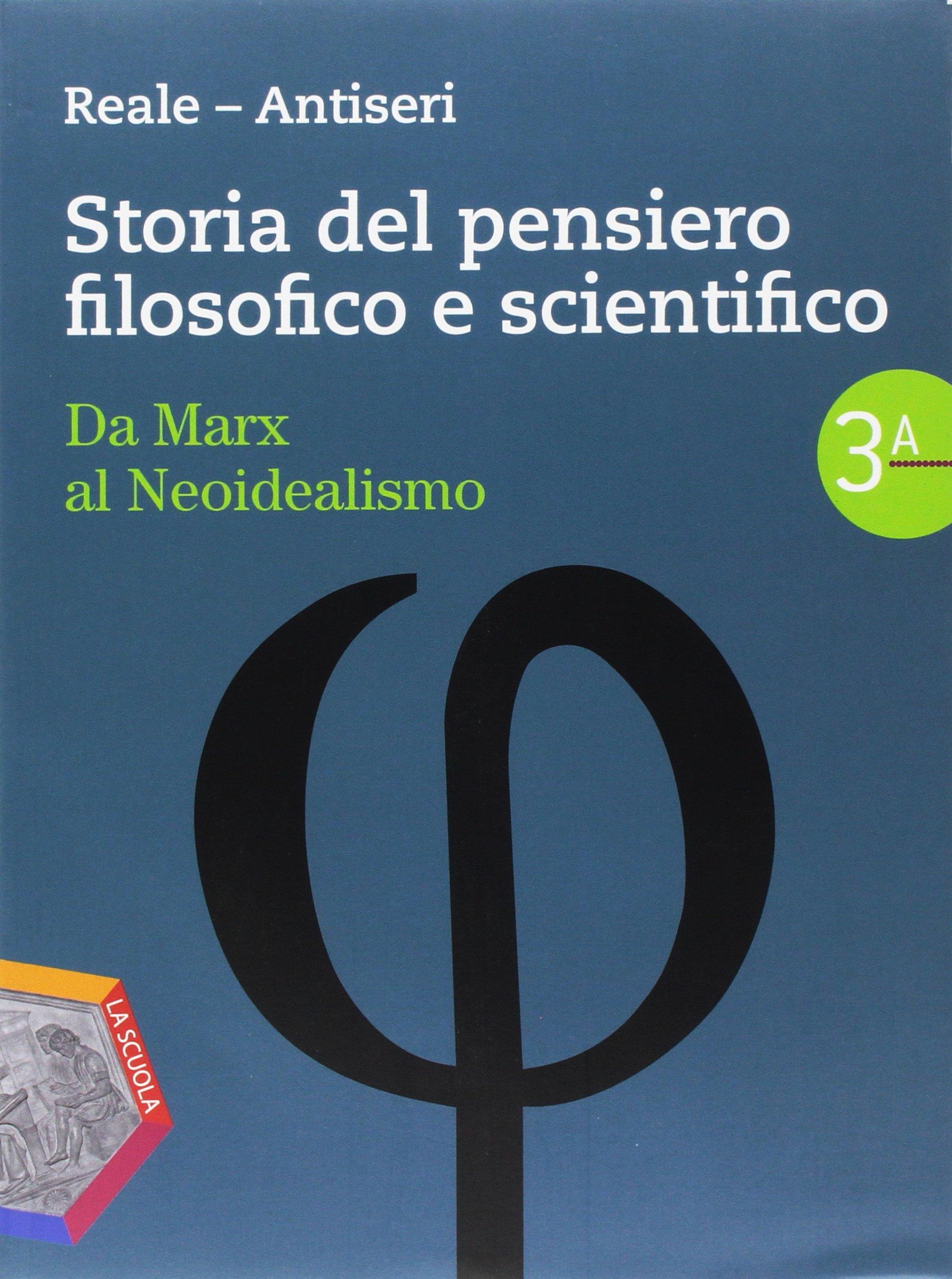 Amazon.it: Storia del pensiero filosofico e scientifico. Per