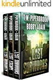 The Last Survivors Boxed Set: Books 1-3: A Dystopian Society in a Post-Apocalyptic World