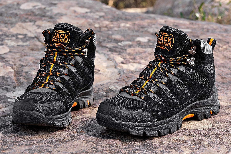 Botas Impermeables para Caminar Ligeras Transpirables para Senderismo JW9255 Jack Walker