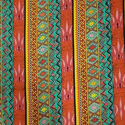 Resumen Impreso Opaco tela de algodón Tela de costura Confección Craft Por El Metro