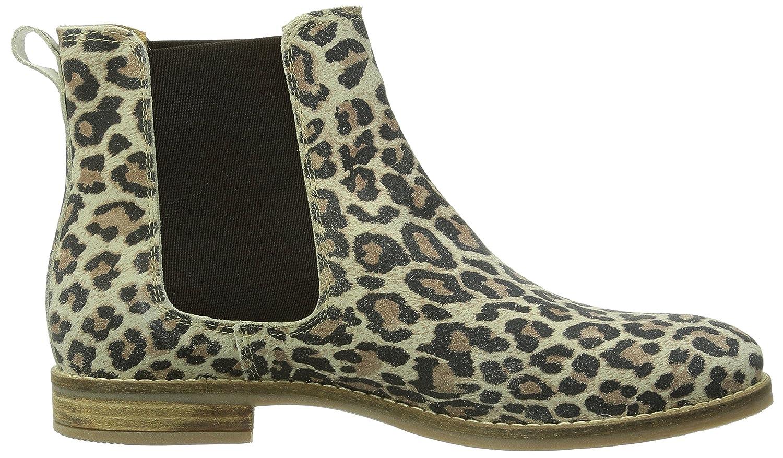 brand new 78e03 e1938 Tamaris 25071, Women Chelsea Boots, Multicolour (Leopard 920 ...