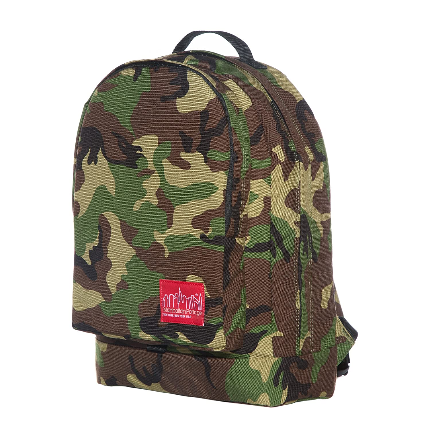 80%OFF Manhattan Portage Highbridge Backpack, Cam, One Size