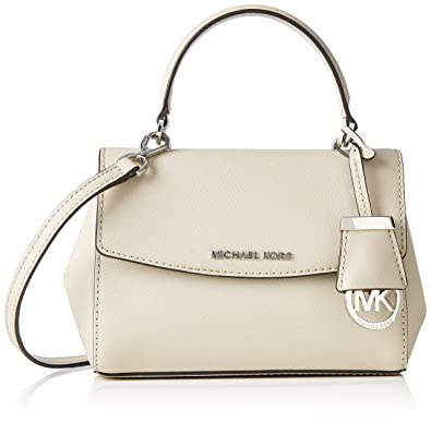 484863786143 Michael Kors Women's, Ava Cross-body Bag, Grey (Cement 092): Amazon ...