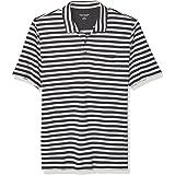 Amazon Essentials Men's Regular-fit Jersey Pocket Polo Shirt