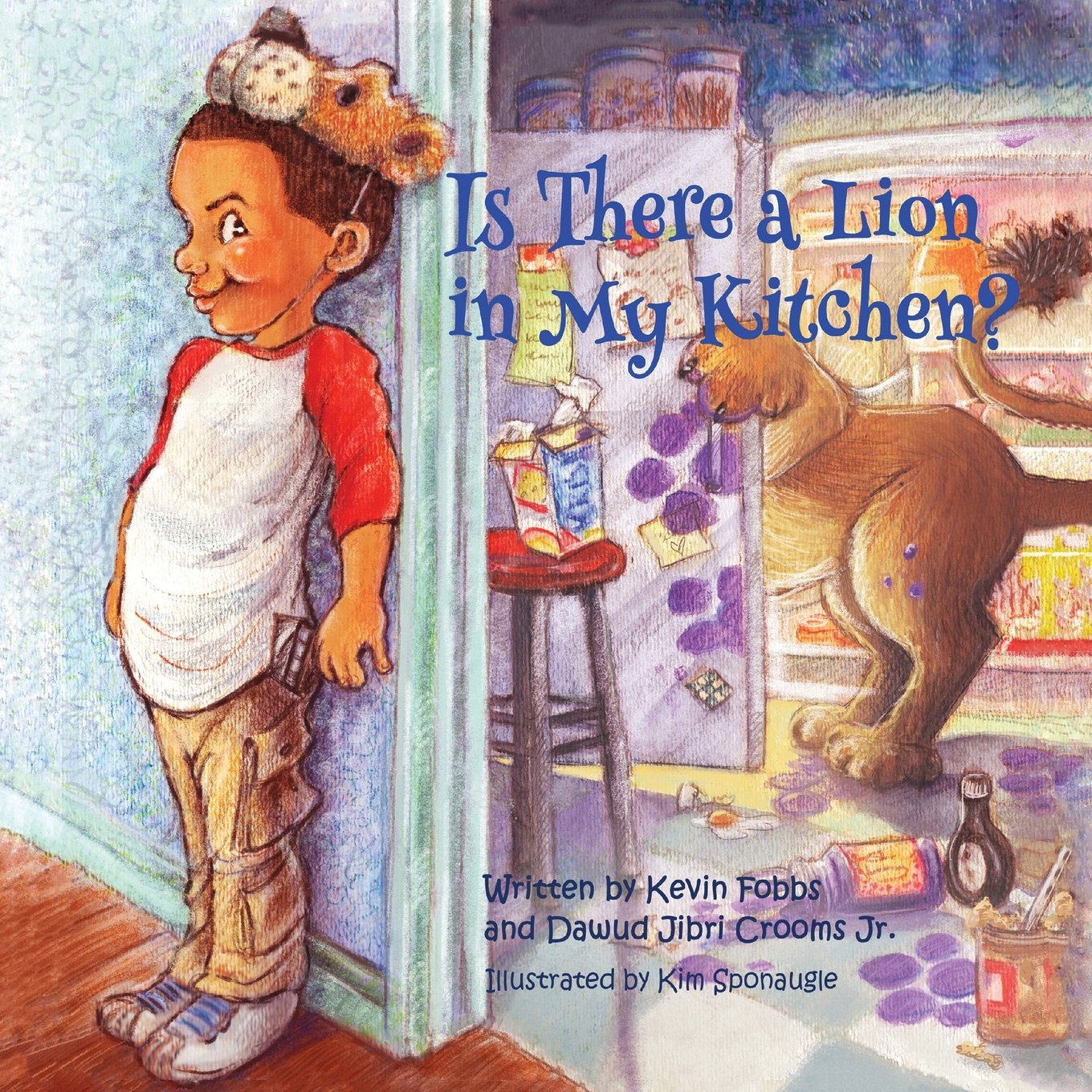 Download Is There a Lion in My Kitchen? PDF
