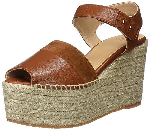 Castañer Enea Ss18025, Sandalias con Plataforma para Mujer: Amazon.es: Zapatos y complementos