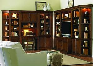 Hooker Furniture Cherry Creek Wall Desk Hutch