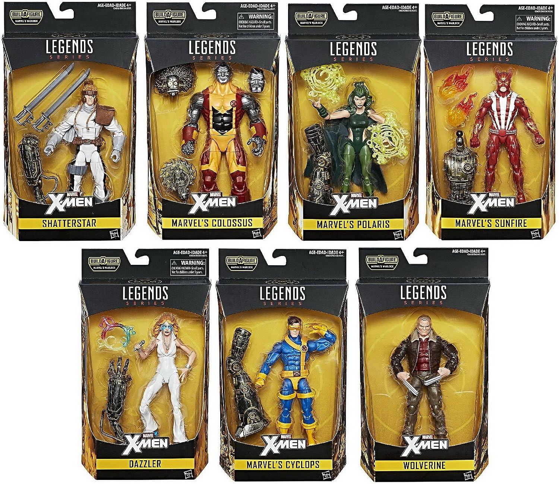"""Marvel Legends Collier Partie seulement Boule Accessoire Custom fourrages Hasbro 1:12 6/"""""""