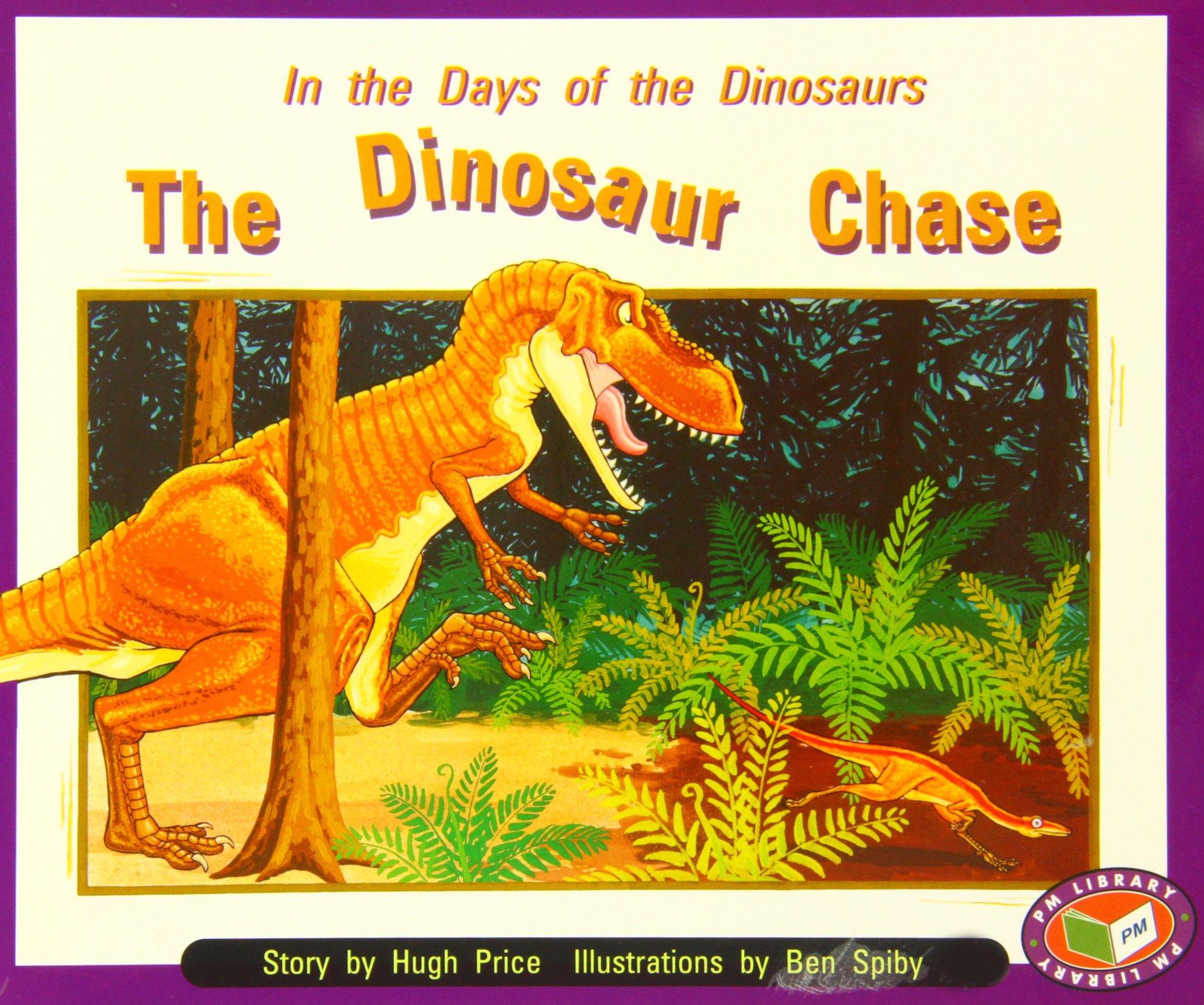 The Dinosaur Chase