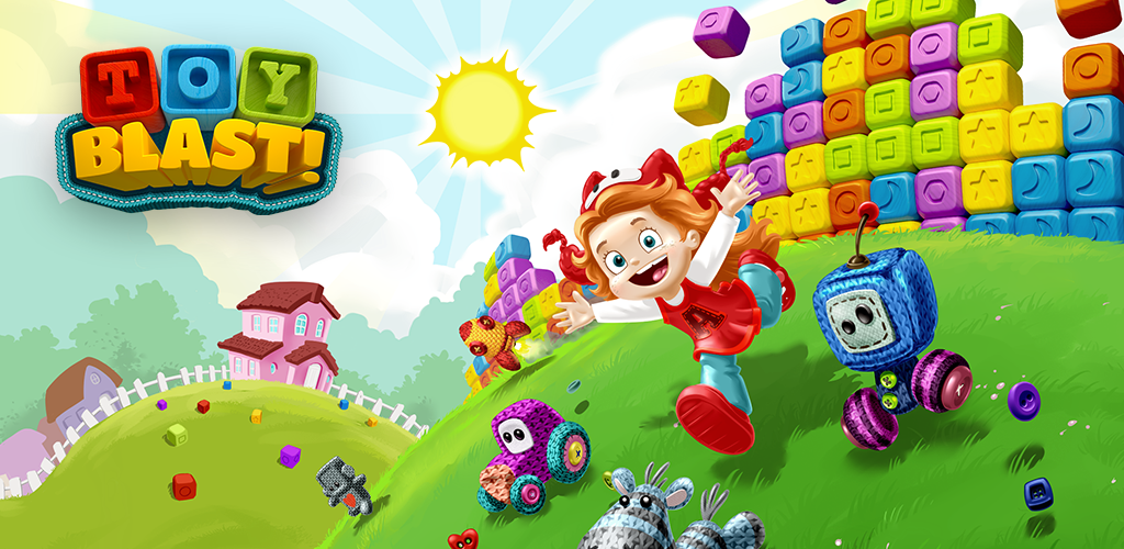 Toy Blast Game Boosters : Toy blast import it all