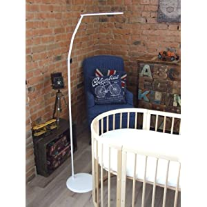 Comfort Baby® Tange ciel/Support pour ciel de transfert gesamtho mariage CA 1,70 m en blanc
