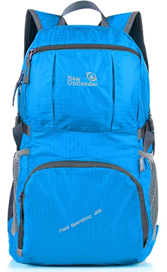 Amazon.com: Outlander Packable Handy Lightweight Travel Backpack ...