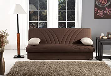 Max 3 Seat Sleeper - Naturale Brown