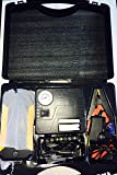 Multi-Function jump starter 1000000 mAH with compressor, 12V Power Bank for phone charger battery, laptop