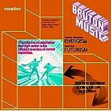 Francis Monkman - Energism (1978) & Paul Hart - Futurism (1981), Bruton Music library