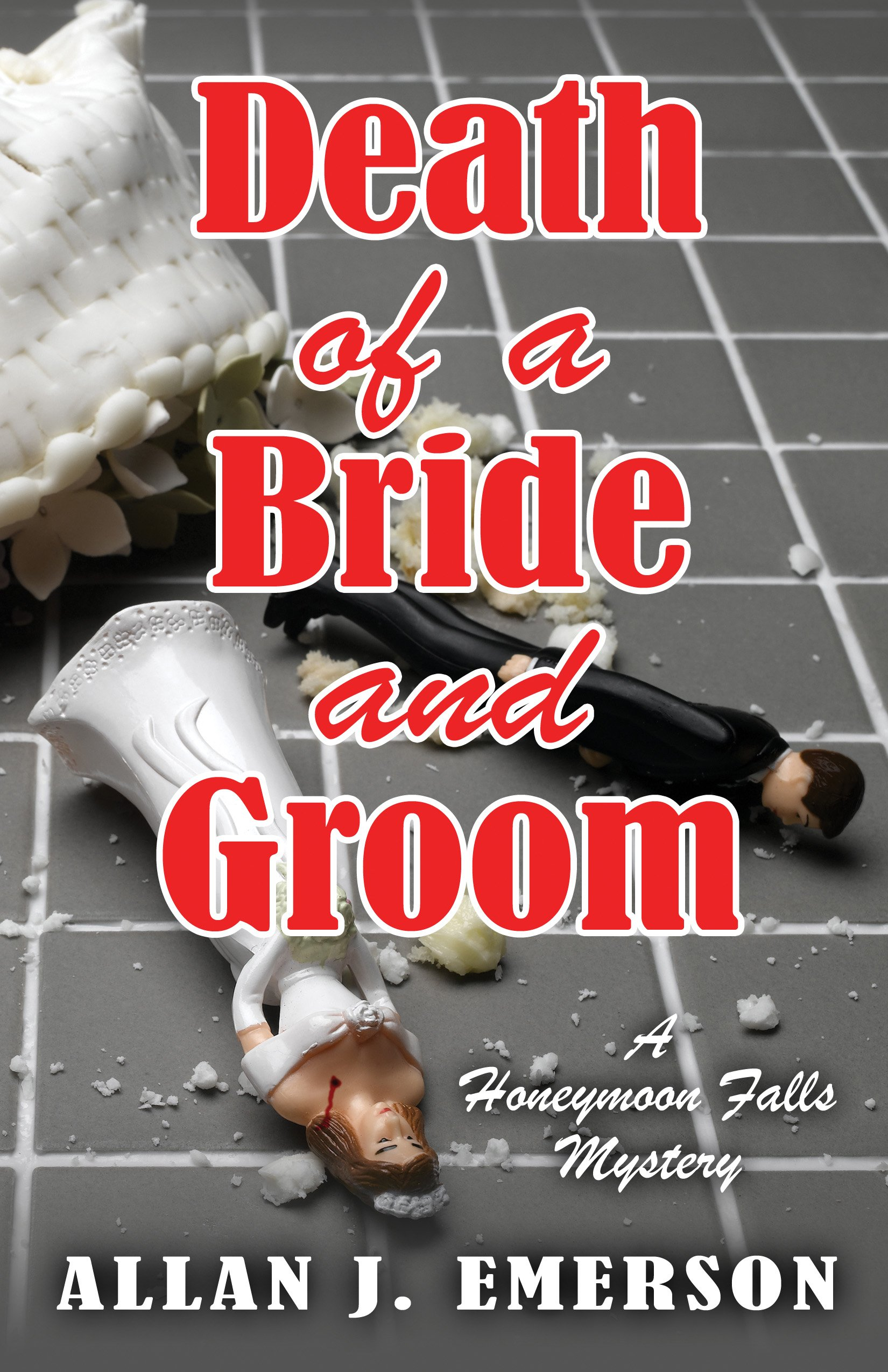 Download Death of a Bride and Groom (Honeymoon Falls Mysteries) pdf epub