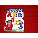 The Alphabet Zoo & the Numbers Express * 2 Dvd Volume Set ** Abc 123 ** Ages 2 - 6 Years