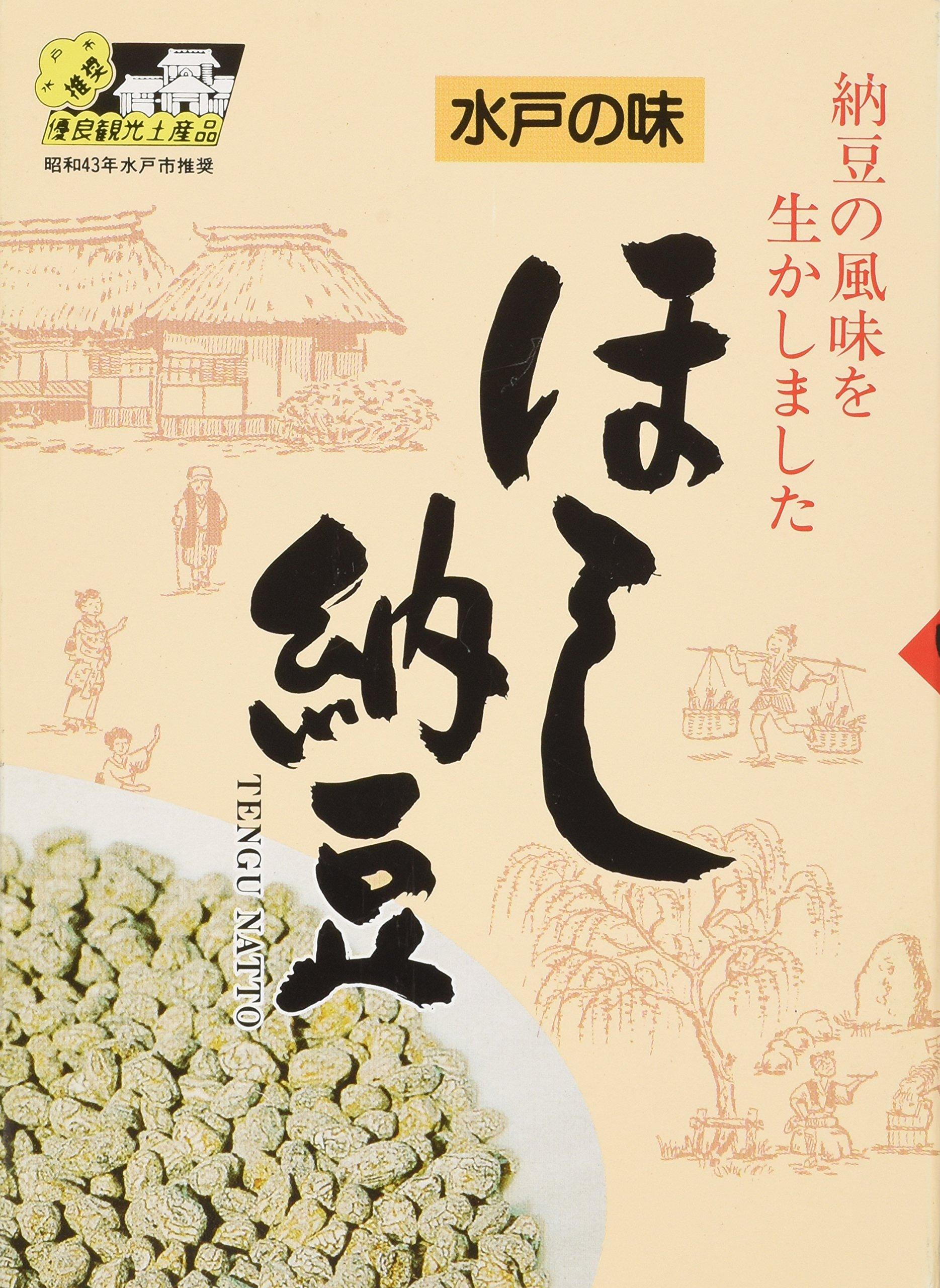 Japanese Poripori Dried Fermented Beans - Hoshi Natto, 1.4oz Best ...