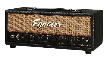 Egnater Tweaker 40 Head · Cabezal guitarra