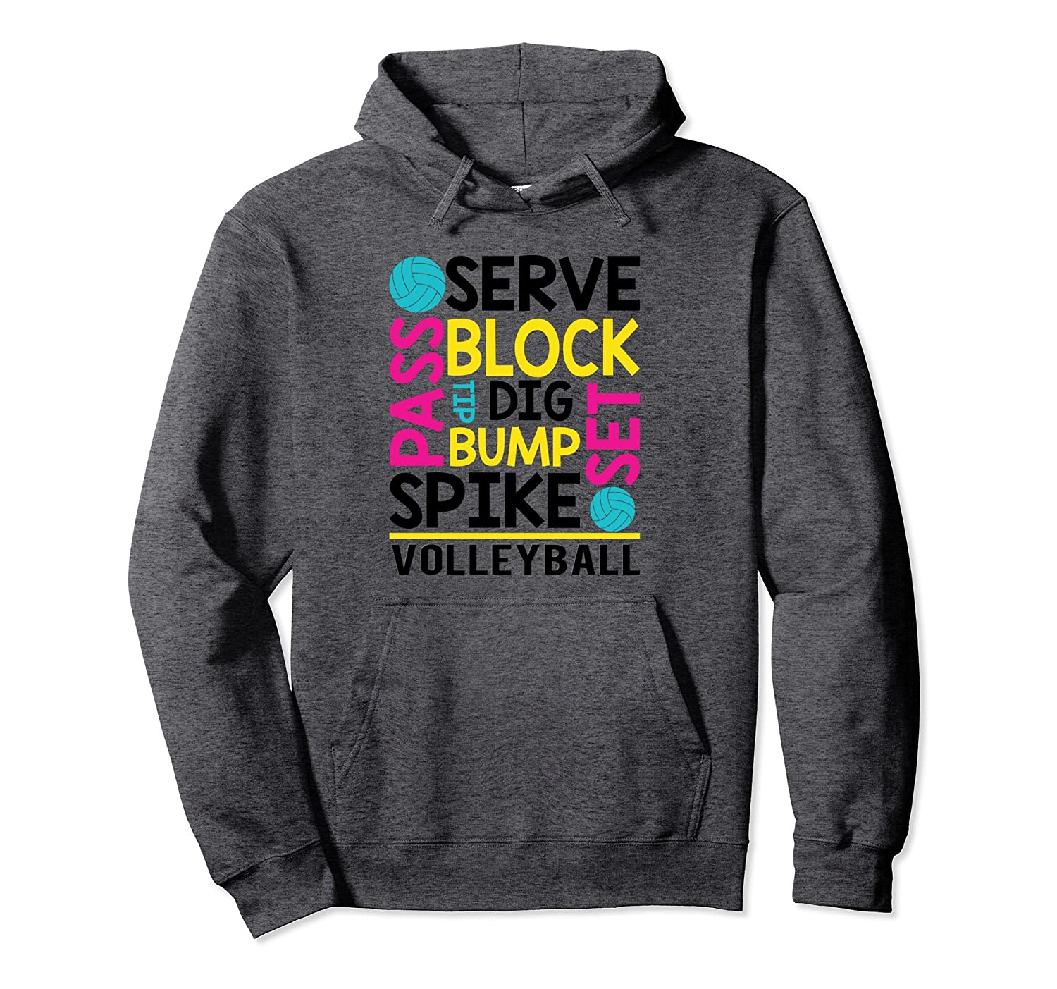 Awesome Volleyball Sayings Hoodie   Volleyball Lovers Hoodie-ln
