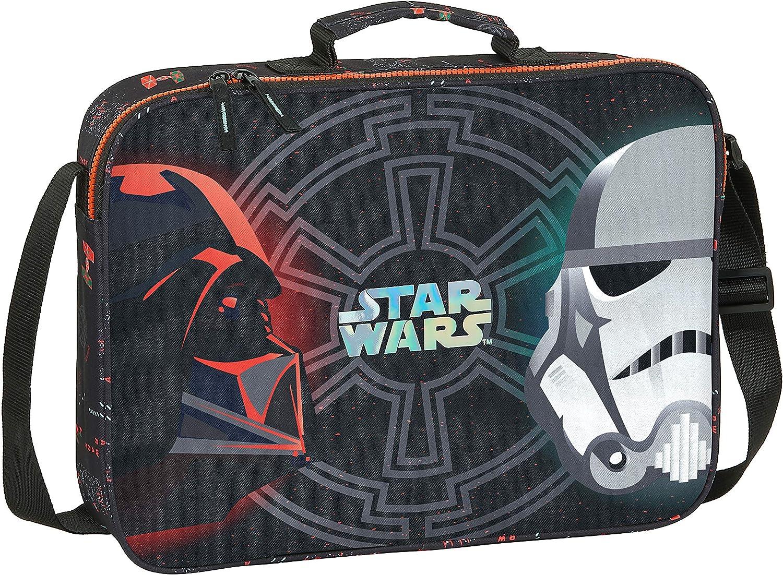 380x60x280mm safta 612101385 Cartera Extraescolares de Star Wars The Dark Side