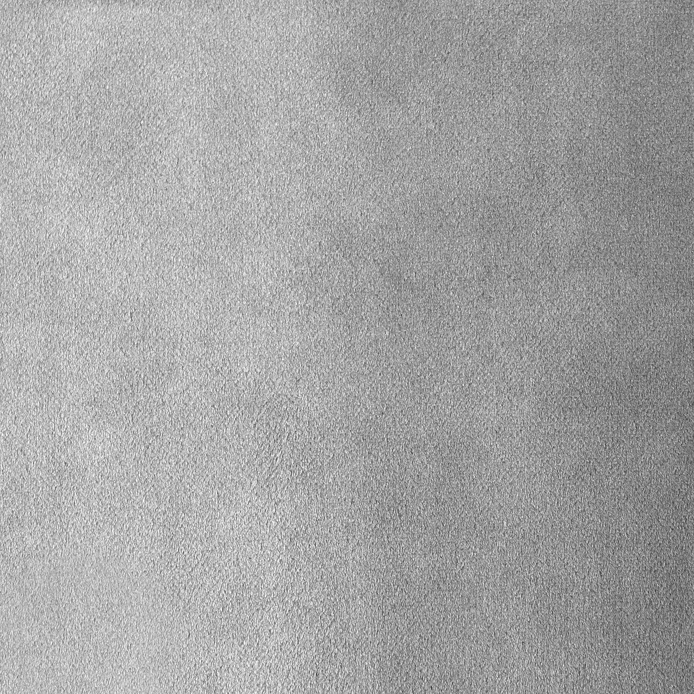 di Alta qualit/à Elegante Velluto 140 x 270 cm Eurofirany Tenda Oscurante vellutata Grigio Acciaio arricciata Soggiorno Morbida Glamour per Camera da Letto