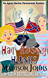 Hair-Raising Hijinks (An Agnes Barton Paranormal Mystery Book 4)