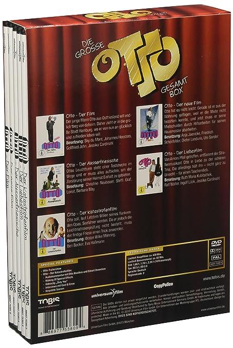 Otto - Die große Otto-Gesamt-Box  5 DVDs   Amazon.de  Jessika Cardinahl,  Elisabeth Wiedemann, Sky Du Mont, Johannes Heesters, Peter Kuiper, Karl  Lieffen, ... b33086ef64