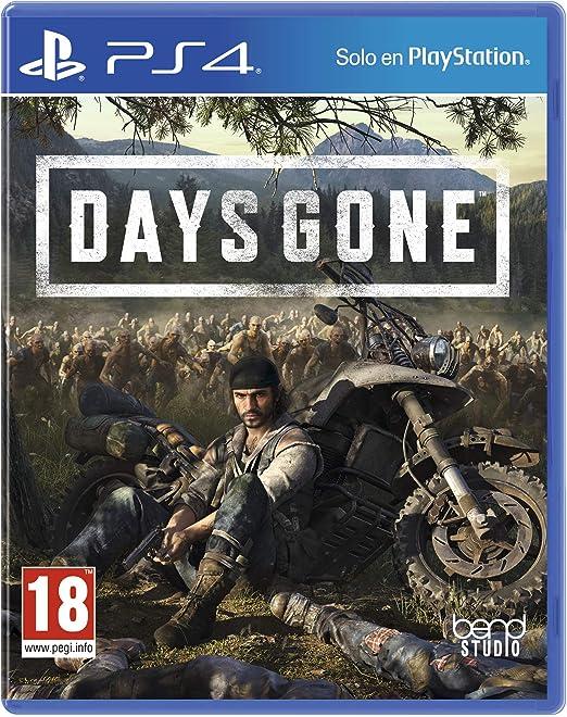 Bend Studio Days Gone - Edición Normal: Sony: Amazon.es: Videojuegos