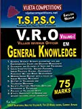 TSPSC VRO General Knowledge Volume-I [ ENGLISH MEDIUM ]