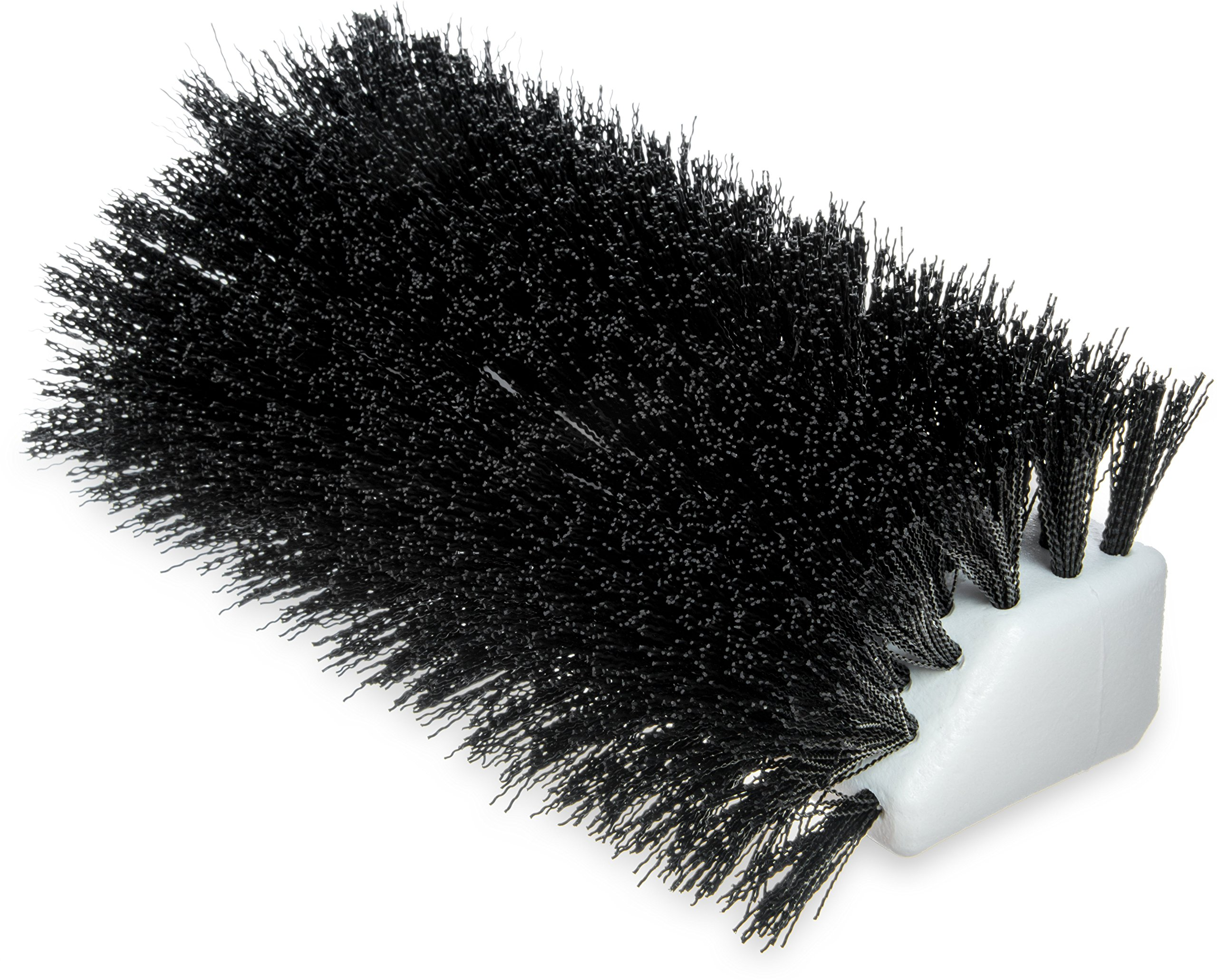 Carlisle 4042303 Hi-Lo Floor Scrub Brush, Black
