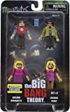 Minimates The Big Bang Theory Minimates Minifigure 4-Pack [Set #2]