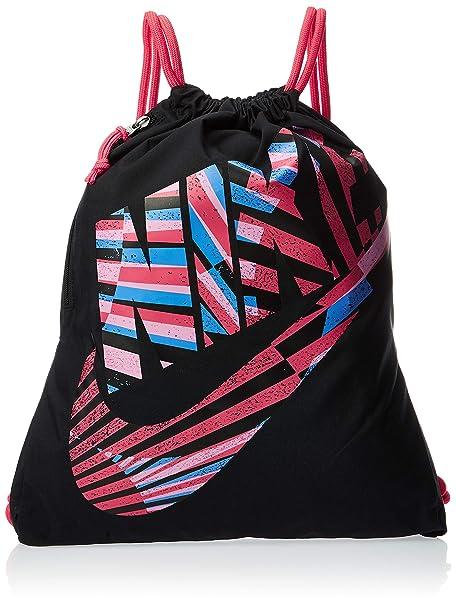 Amazon.com: Nike Heritage GFX 1 - Bolsa de deporte, Negro ...