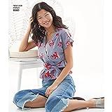 New Look Sewing Pattern 6560 Misses Ladies Blouse